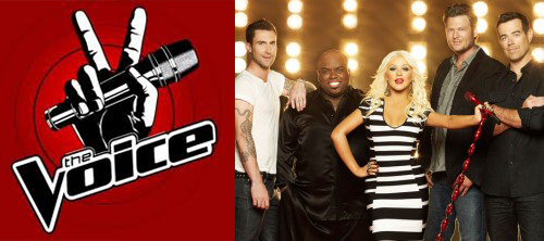 The Voice Season Five
